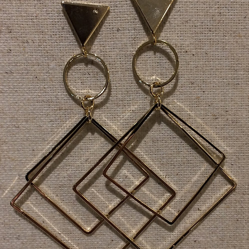 Fashion earrings 20031