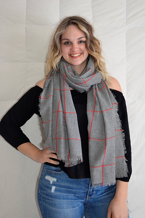 Large Square Fashion scarf
