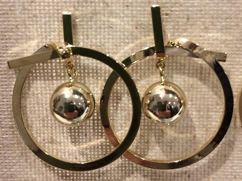 Fashion earrings 20054