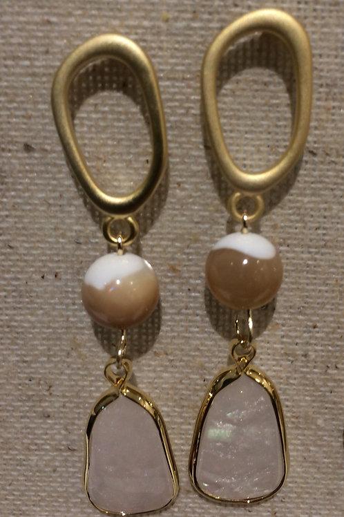 Fashion earrings 20045