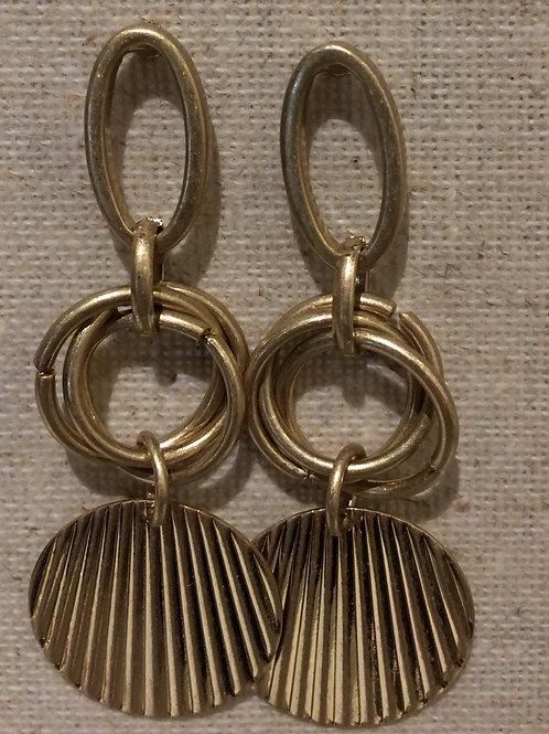 Fashion earrings 20035