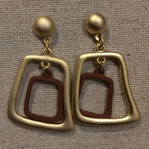 Fashion earrings 20023