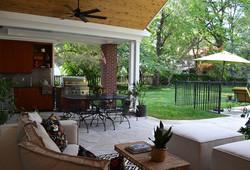 4 kitchen & yard