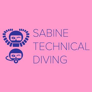 Sabine Technical Diving  | logo