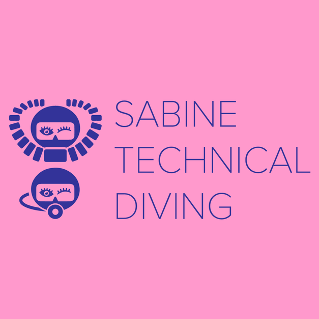 Sabine Technical Diving  | logo