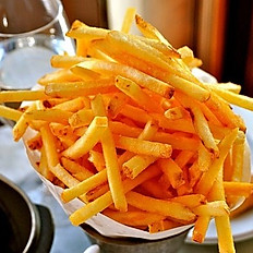 Regular or Flavoured Fries