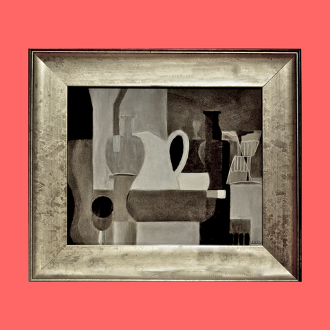 Nature Morte | Fusain