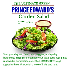 Prince Edwards Garden Salad
