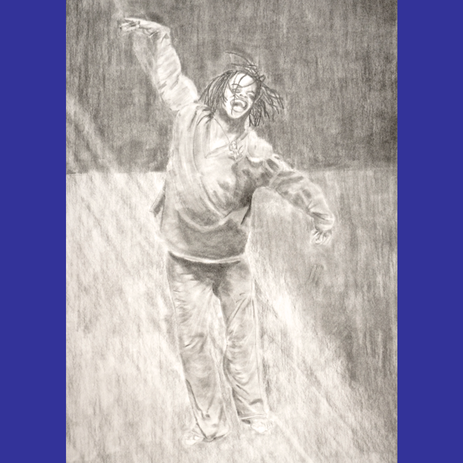 Danse I | Mine de Plomb