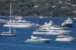 Coiffeur à bord bateau yacht st tropez ramatuelle