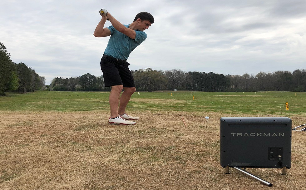 Trackman Golf in Atlanta at Chris Therrell Golf Academy