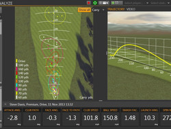 Using Trackman In My Golf Lessons!