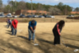 Group golf lessons, atlanta golf lessons, golf instruction, golf lessons