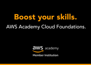 Tech Futures Lab joins AWS Academy to offer AWS Cloud Computing Curriculum
