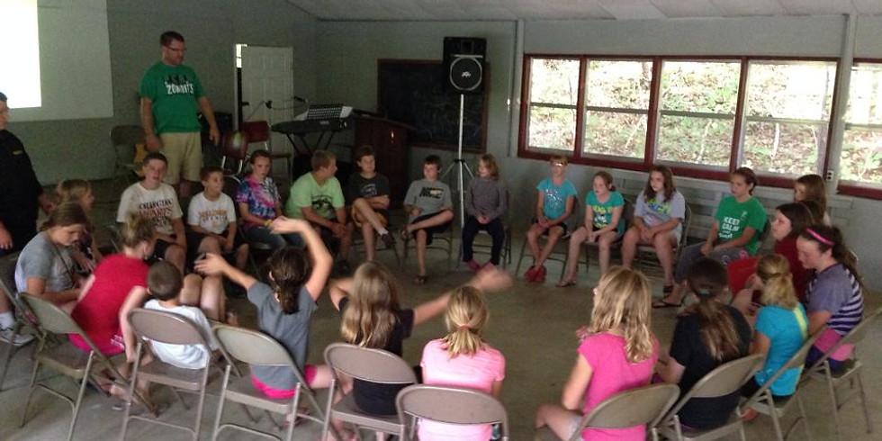 Children's Camp 2018