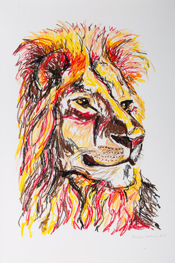 Liam The Lion.JPG