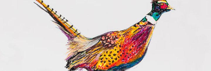 Philip The Pheasant