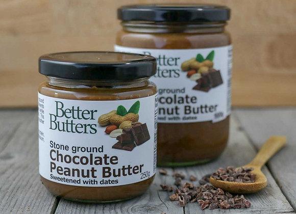 Raw Chocolate Peanut Butter