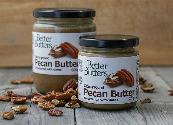 Pecan/Almond Butter (Date Sweetened)
