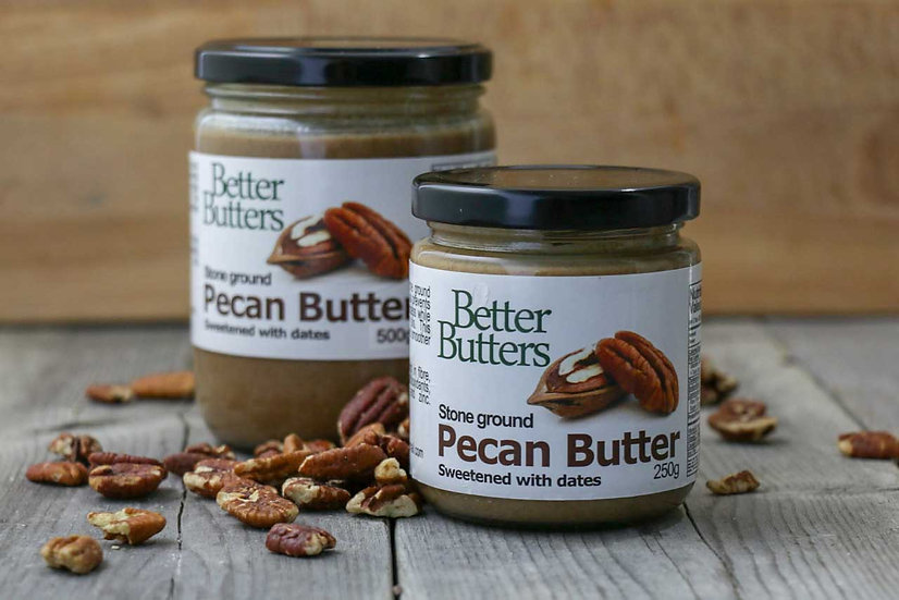 Pecan/Almond Butter (Date Sweetened)