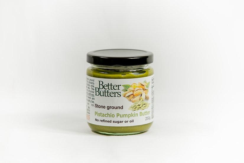 Pistachio Pumpkin Butter