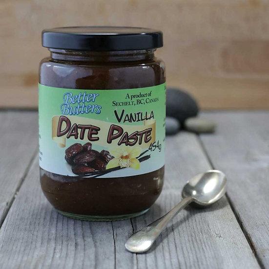 Vanilla Date Paste