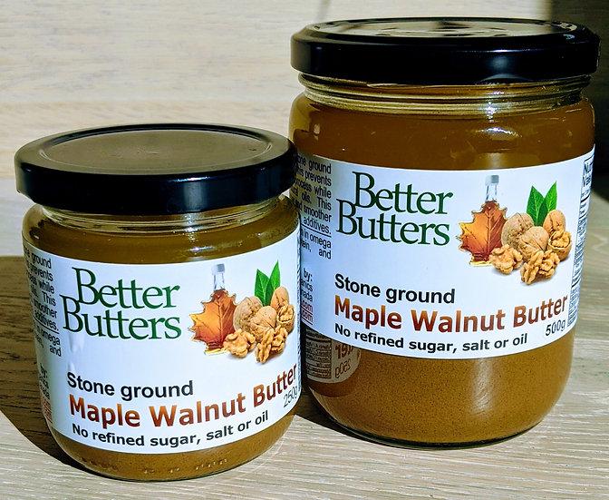 Maple Walnut Butter