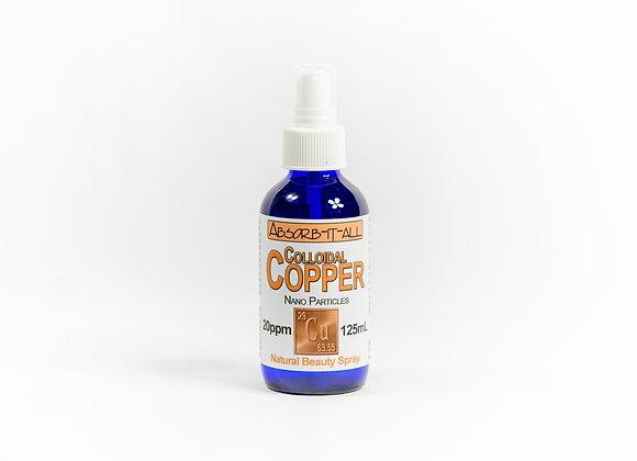 Colloidal Copper