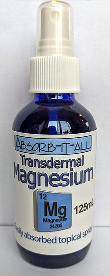Topical Magnesium Spray