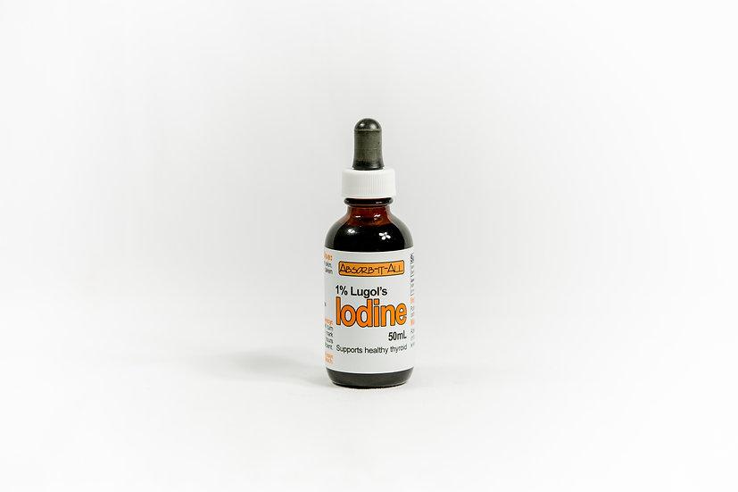 1% Lugol's Iodine