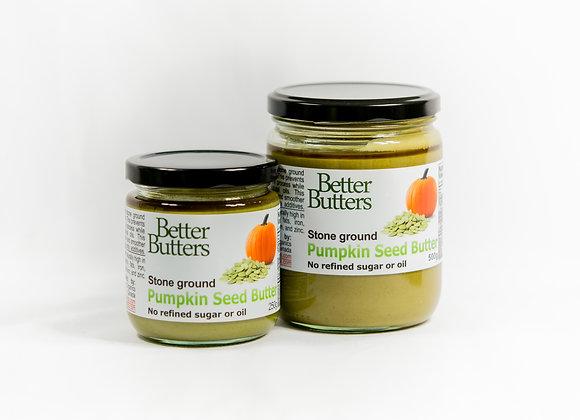 Pumpkin Seed Butter