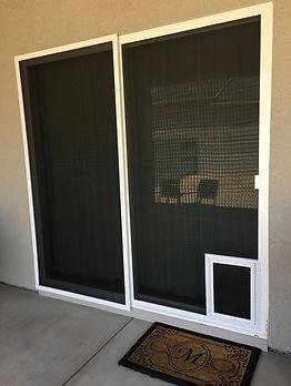 Sliding Patio Screen Doors