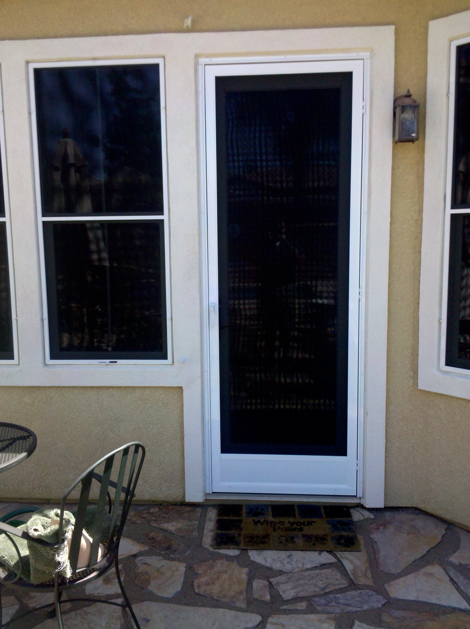 Sunscreens / Suntex Screen Door