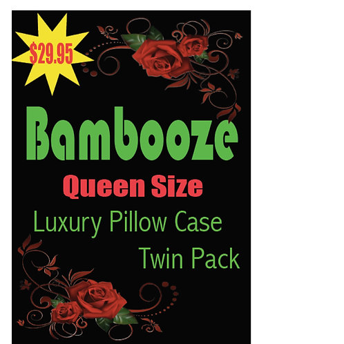 Bambooze Luxury Pillow Cases