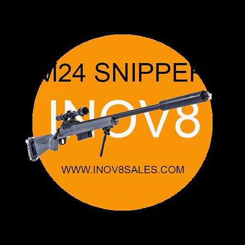 M24 SNIPPER RIFLE