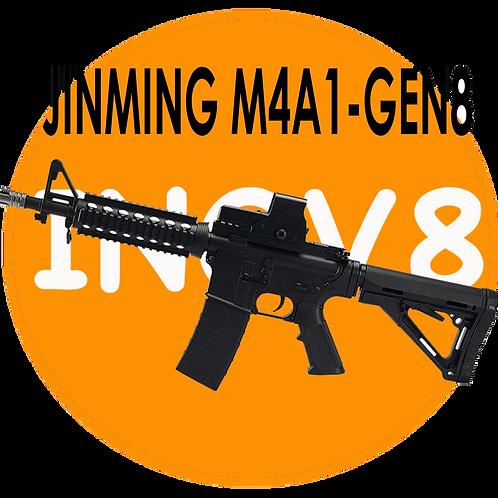 M4A1-J8 GEL BLASTER
