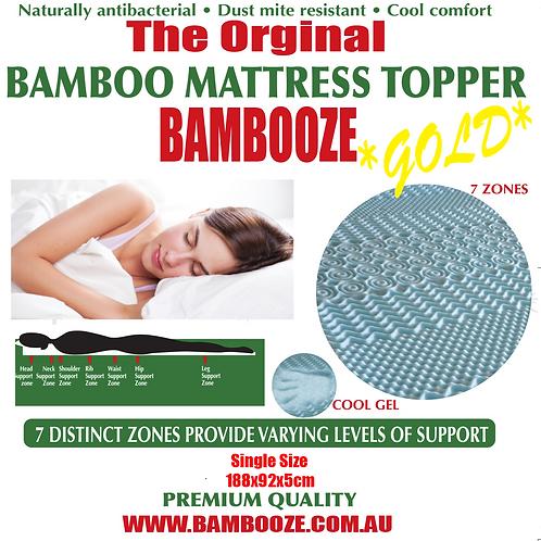 Bambooze Mattress Topper
