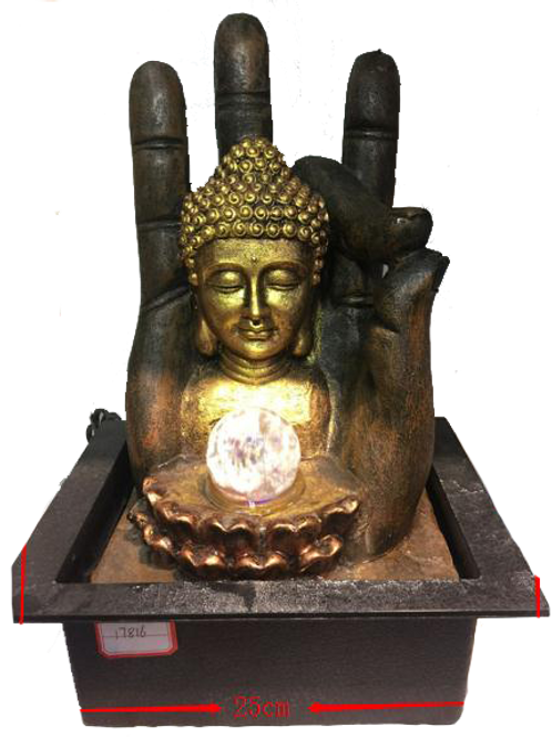 Water Fountain- Budha Hand
