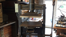 1884 Foil BLocking Press