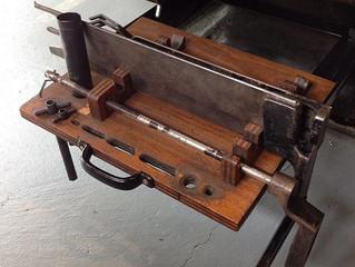 Heidelberg Tool Rack