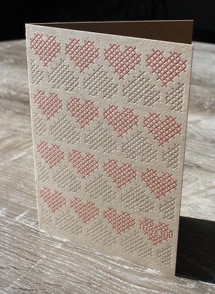 """""""I LOVE YOU"""" Card - No. 1"""