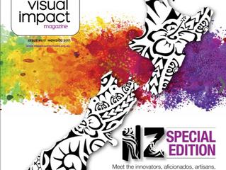 Visual Impact Magazine - NZ Special Edition Nov/Dec 2017