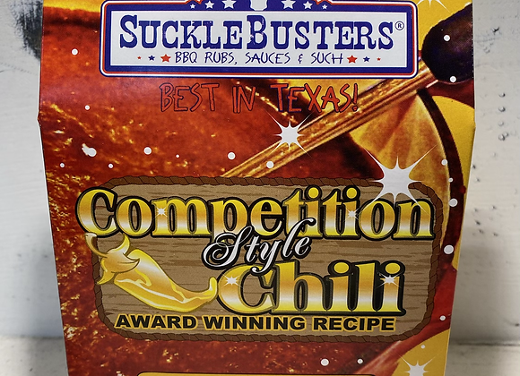 Competition Chili Mix