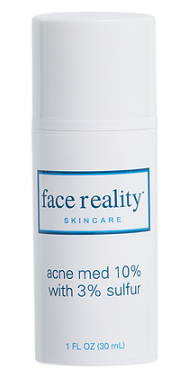 10% Acne Med w/3% Sulfur