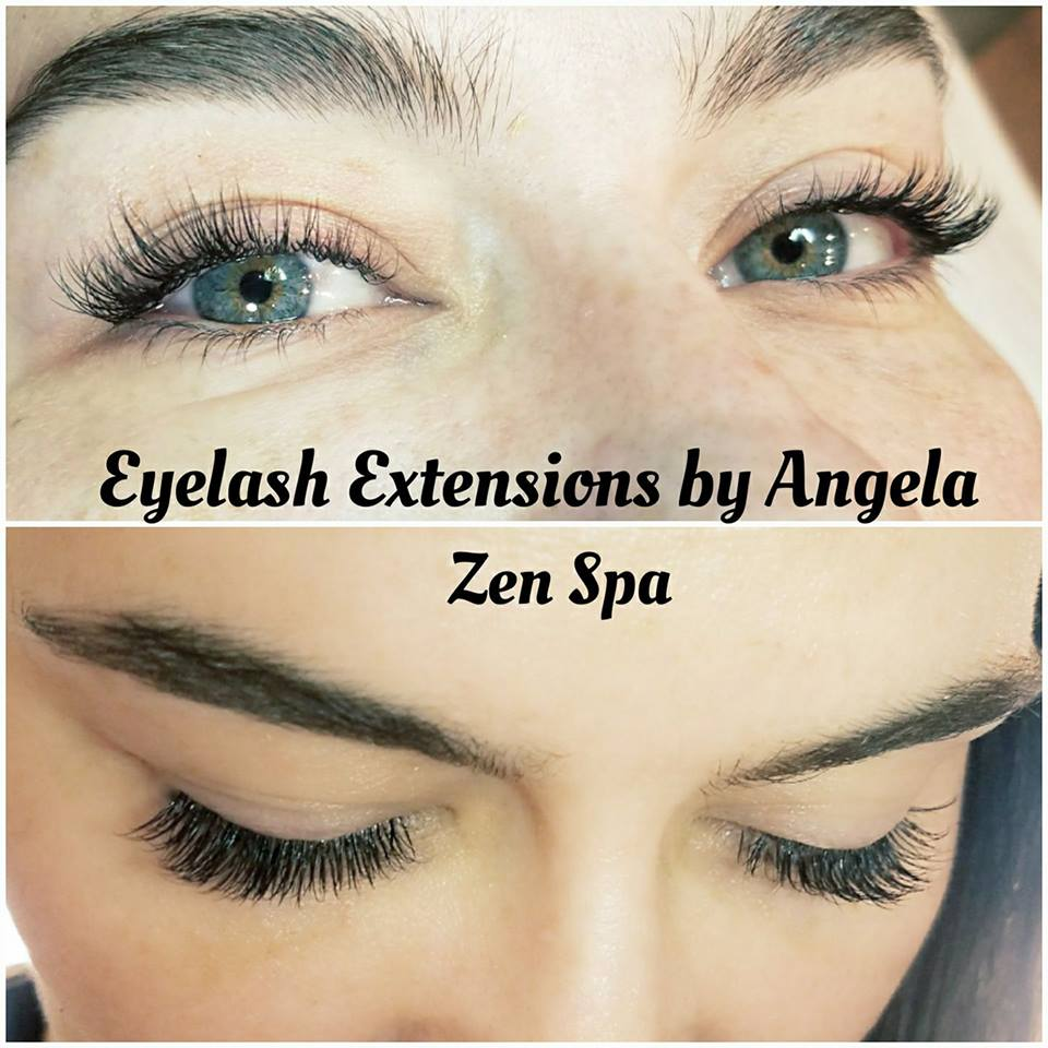 Lash Extensions by Angela