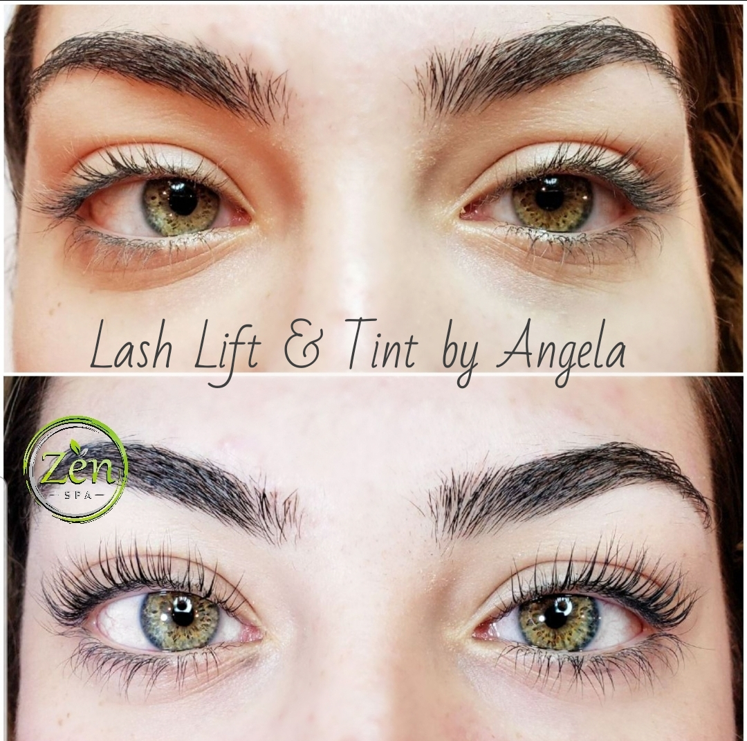 Lash Lift & Tint