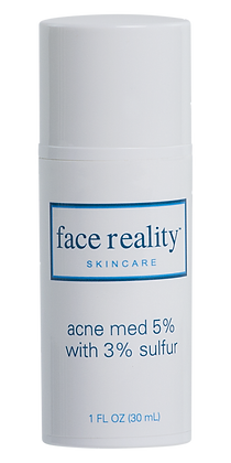 5% Acne Med w/3% Sulfur