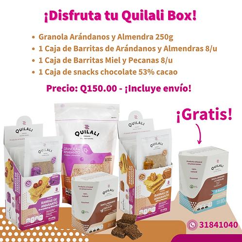 Quilali Box