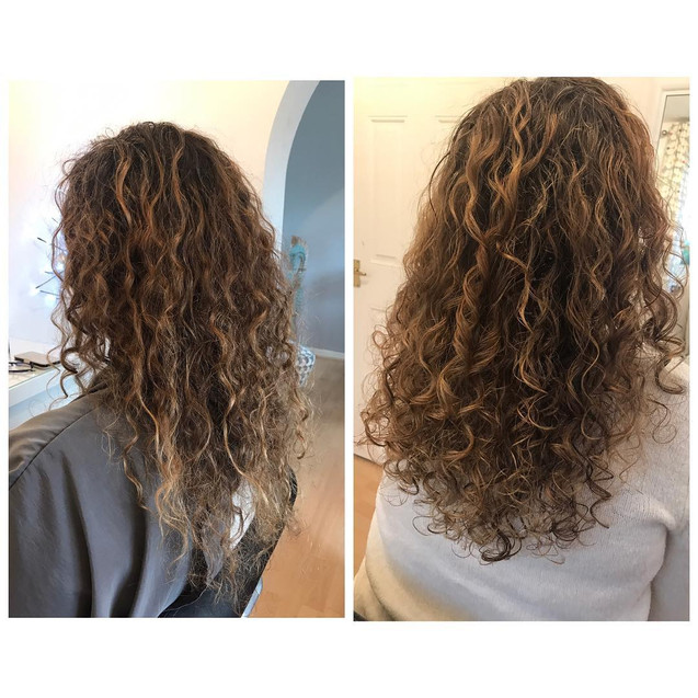 Curly Brown
