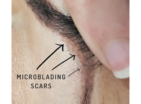 5 Reasons Why You DON'T Want Microblading